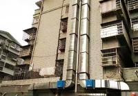 湖南排烟管道-厨房排烟管道高层及中层底层安装方法解析