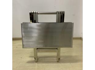 长沙萬博登陸官網厂-不锈钢折叠桌